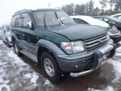 Toyota Land Cruiser Prado. KZJ95, 1KZTE