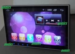 """Магнитола универсальная меняет угол обзо Android 7.1/wi-fi/GPS/BT/10"""""""