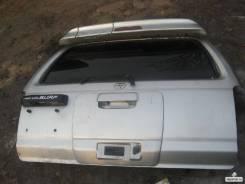 Дверь багажника. Toyota Hilux Surf, KDN185W, VZN185W, KDN185, KZN185G, KZN185, KZN185W, RZN185W, VZN185, RZN185