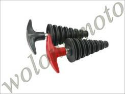 Заглушка в глушитель 15mm to 30mm DRC Черный D31-14-302