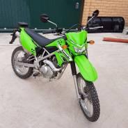 Kawasaki KLX 125. 125 куб. см., исправен, птс, с пробегом