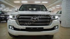 Эмблема решетки. Toyota Land Cruiser
