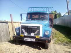 ГАЗ 3307. Продаётся грузовик самосвал 3х сторонник., 2 000 куб. см., 3 500 кг.
