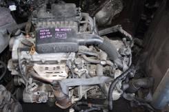 Двигатель в сборе. Toyota: Ractis, Vitz, Soluna Vios, Yaris, Belta, Vios Двигатель 2SZFE