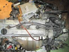 Двигатель в сборе. Nissan: Presage, Largo, X-Trail, Bluebird, Pulsar, King Cab, Datsun, Homy, Caravan, Bassara, R'nessa Двигатель KA24DE