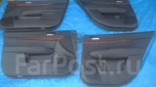 Обшивка двери. Subaru: Legacy B4, Legacy, Tribeca, Legacy Wagon, Outback Двигатели: EJ25, EZ30, EZ20, EJ20, EZ36