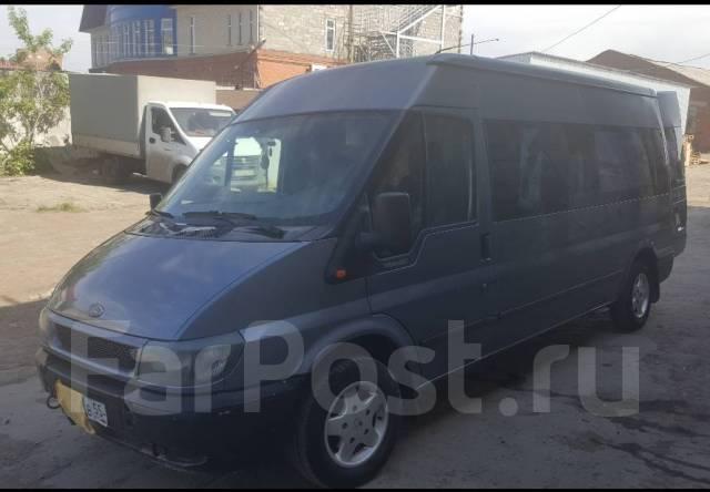 Ford Transit. Продажа или обмен грузопассажирского , 2 000 куб. см., 1 250 кг.