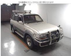 Toyota Land Cruiser. 80, 1FZ