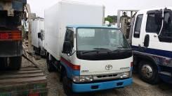 Toyota Toyoace. Рефрижератор 4ВД мостовой BU162, 4 100 куб. см., 2 000 кг.