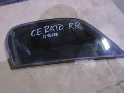 Стекло боковое. Kia Cerato