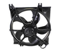 Вентилятор охлаждения радиатора. Hyundai Verna Hyundai Accent
