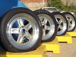 RAYS VOLK RACING. 7.0x16, 4x114.30, ET48, ЦО 65,1мм.