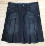 Юбки джинсовые. 46