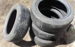 Bridgestone Dueler H/L 400. Всесезонные, износ: 80%, 4 шт