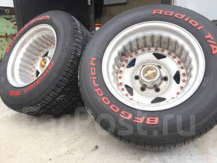 Centerline Wheels. 10.0x15, 6x139.70, ET-50