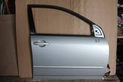 Дверь передняя Правая серебро 1е7 Toyota Corolla