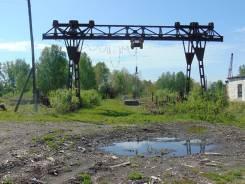 Кран козловой на рельсах, 1991. Продать кран, 5 000 кг., 5 м.