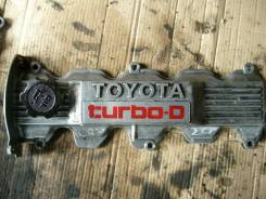 Крышка головки блока цилиндров. Toyota Master Ace Surf, CR30G Двигатель 2CT