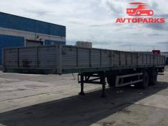 МАЗ 938662. Полуприцеп Бортовой МАЗ-938662-042, 23 750 кг.