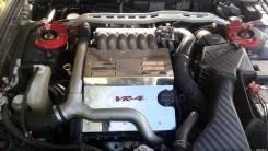 Крышка двигателя. Mitsubishi Legnum Mitsubishi Galant