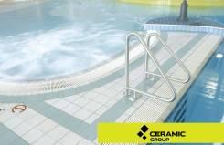 Клинкер и керамогранит для бассейнов противоскользящий Secuton