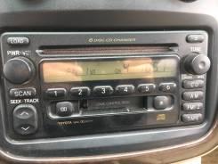 Магнитола. Toyota Highlander, MCU20, MCU23, MCU28, MCU25 Двигатели: 3MZFE, 1MZFE