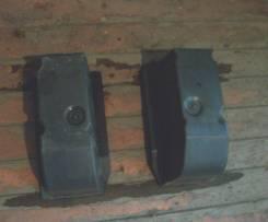 Крепление бампера. Chevrolet Lanos