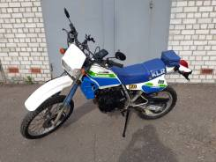 Kawasaki KLR. 250 куб. см., исправен, птс, без пробега