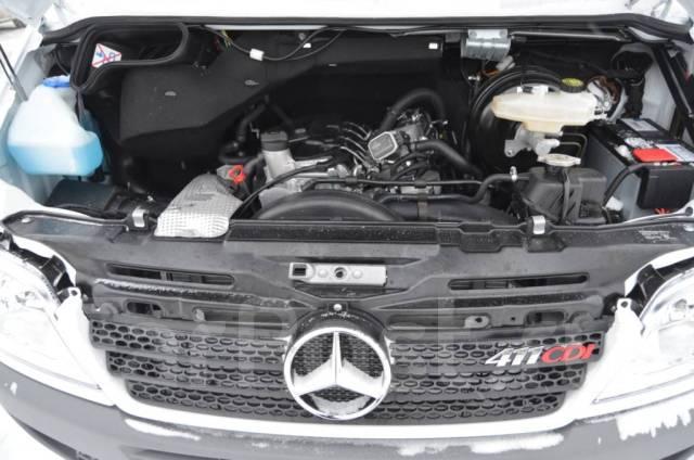 Mercedes-Benz Sprinter. Мерседес Спринтер Классик 411, 2 800 куб. см., 21 место