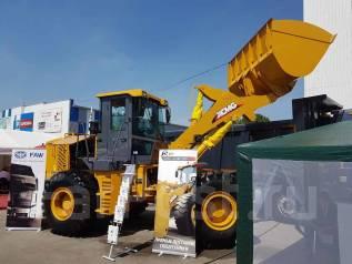 Xcmg LW500FN. Фронтальный погрузчик XCMG LW500FN, 5 000 кг.