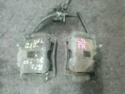 Суппорт тормозной. Honda: Mobilio Spike, Mobilio, Freed, Airwave, Fit Двигатель L15A