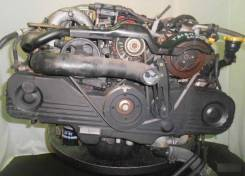 Двигатель в сборе. Subaru: Legacy B4, Legacy, Impreza XV, Impreza WRX, Forester, Impreza WRX STI, Impreza, Exiga Двигатель EJ20
