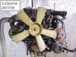 Двигатель (ДВС) на Mercedes 190 W201 1987 г. объем 2.0 л.