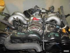 Двигатель в сборе. Subaru: Legacy B4, Legacy Lancaster, Outback, Legacy, Impreza WRX, Impreza WRX STI, Forester, Impreza, Exiga Двигатель EJ25