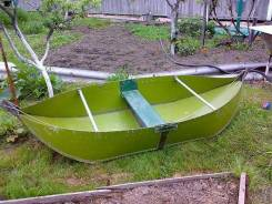 Лодка складная ЗИЧ. Год: 1990 год, длина 3,00м.
