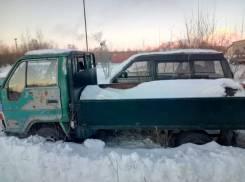 Toyota Dyna. Продам ПТС бортовой 1991 год с железом!