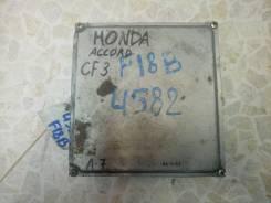 Блок управления двс. Honda Torneo, GF-CF3 Honda Accord, GF-CF3 Двигатель F18B