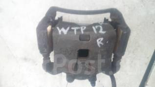 Суппорт тормозной. Nissan Primera, RP12, QP12, TNP12, WHP12, TP12, WTNP12, WRP12, WTP12 Nissan Cefiro, A33 Двигатели: QR20DE, QG18DE, QR25DD, VQ20DE