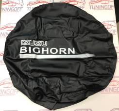Чехол для запасного колеса. Isuzu Bighorn