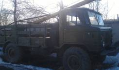 ГАЗ 66. Продается бурильно-крановая машина БКМ-302Б, 1 250 кг.