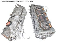 Головка блока цилиндров. Renault Trafic Renault 25 Renault 21 Двигатель J8S