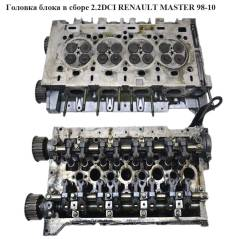 Головка блока цилиндров. Renault Master
