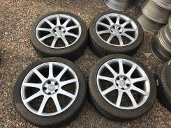 Audi. 8.5x18, 5x112.00, ET35, ЦО 57,1мм.