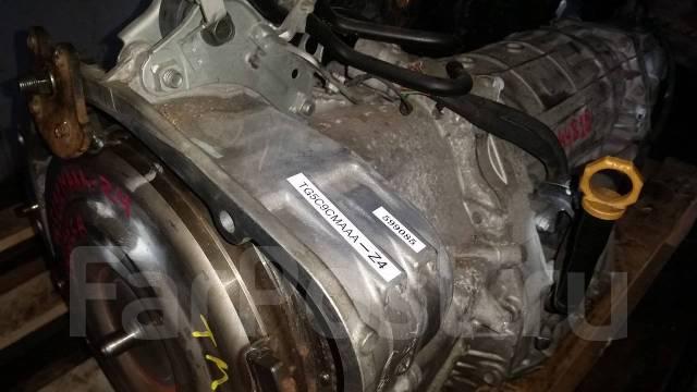 Автоматическая коробка переключения передач. Subaru Tribeca