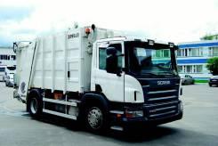 Scania P. Продам Мусоровоз 250 LB4X2HSZ 15 м3 в Томске, 9 000 куб. см., 11 000 кг. Под заказ