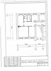 Сдается помещение. Улица Иртышская 20, р-н БАМ, 64 кв.м., цена указана за все помещение в месяц. План помещения