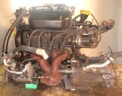 Двигатель в сборе. Subaru: Sambar Truck, R1, R2, Vivio, Rex, Stella, Pleo, Sambar Двигатель EN07