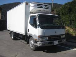 Mitsubishi Canter. MMC Canter рефрежератор с аппарелью, 4 600 куб. см., 3 000 кг. Под заказ
