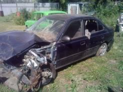 Дверь боковая. Hyundai Accent