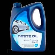 Neste. Вязкость 10W-40, полусинтетическое